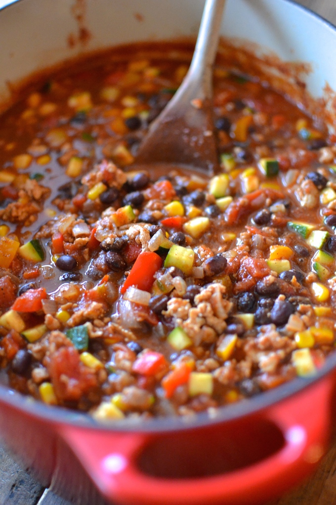 black bean chili vegetarian black bean chili beef and black bean chili ...