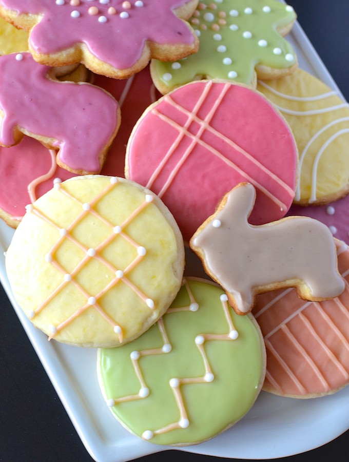 The Best Egg-Free Sugar Cookies