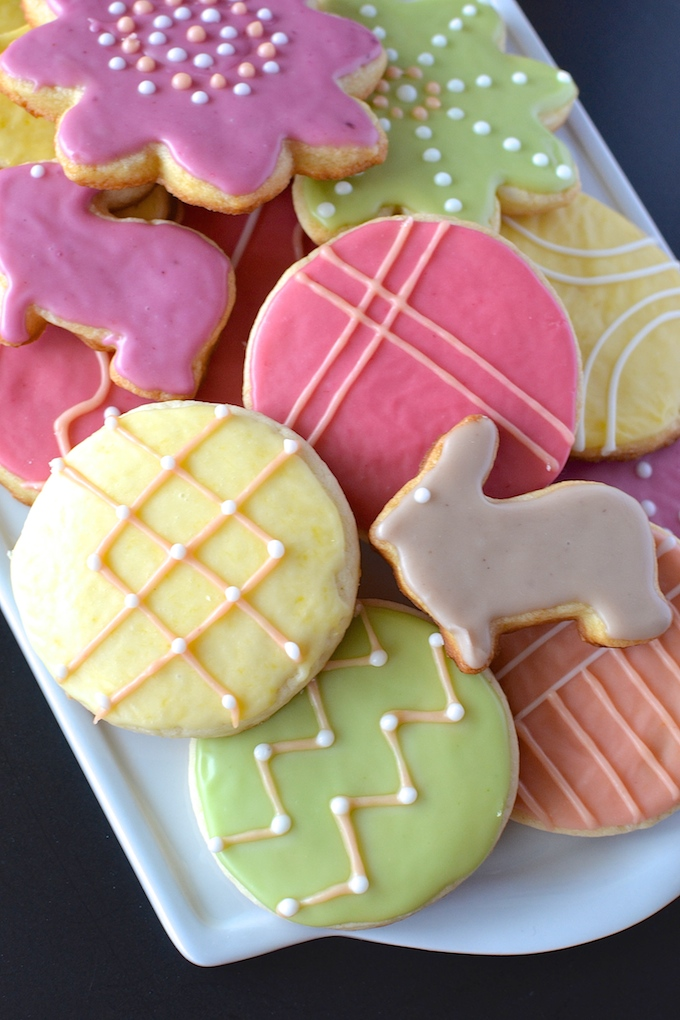 The Best Egg-Free Sugar Cookies - Sweet Peas and ABCs
