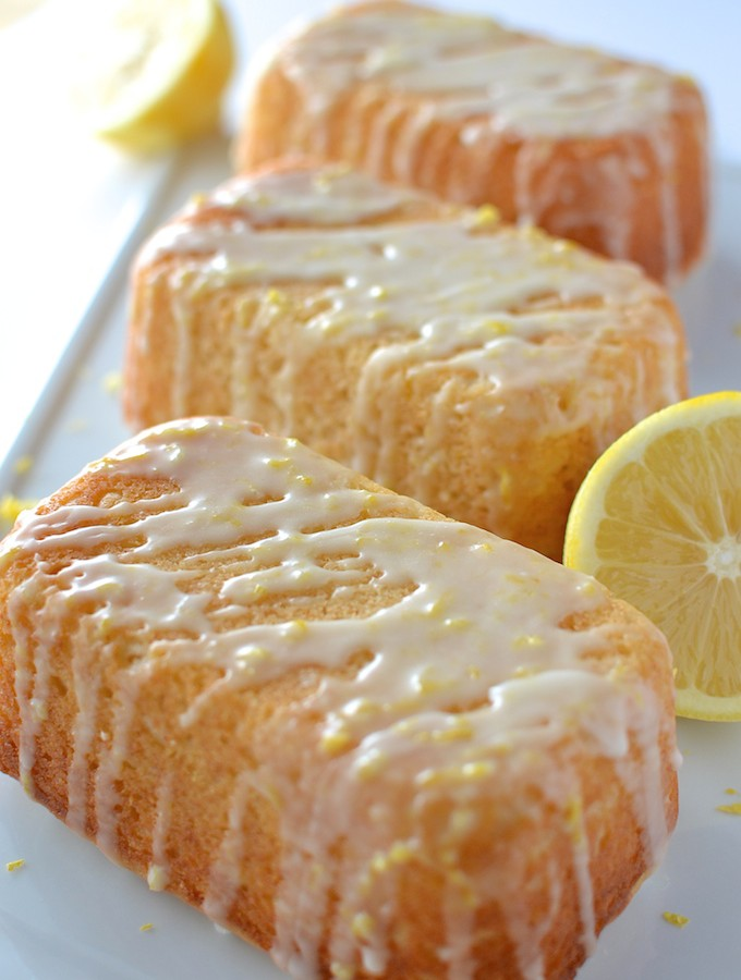 Little Lemon Loaves