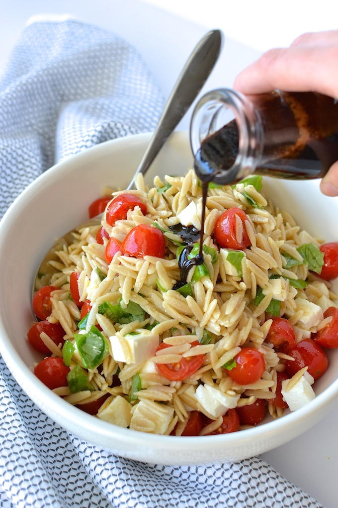 how to cook orzo salad